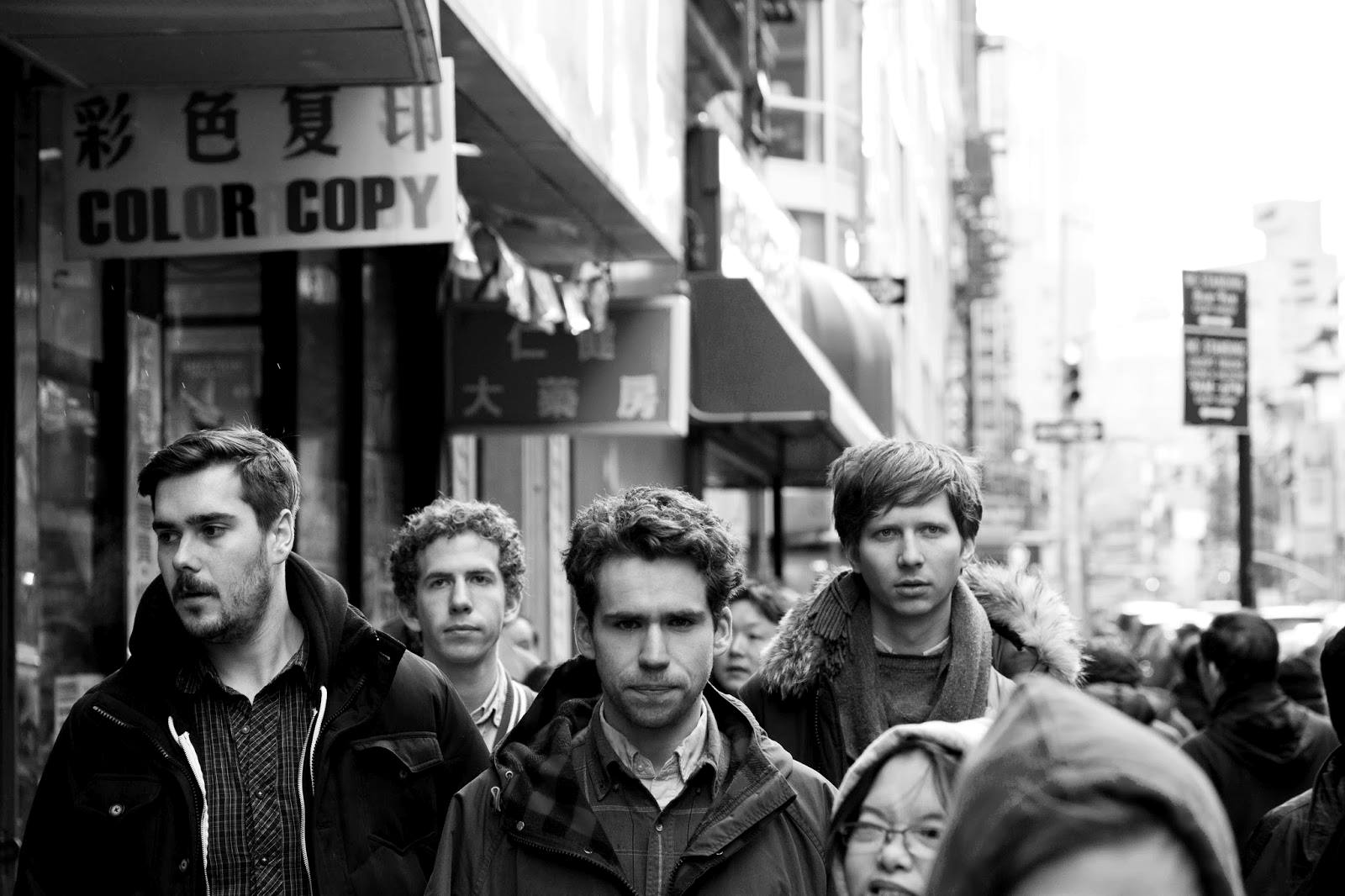 Parquet Courts: vídeo para Bodies ya disponible
