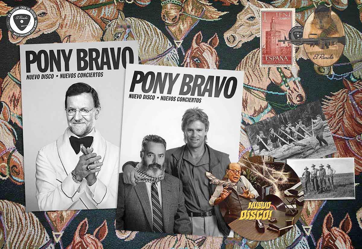 Pony Bravo colapsa el Rancho