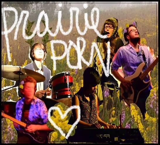 Prairie Porn: grabación en cinta con Side A