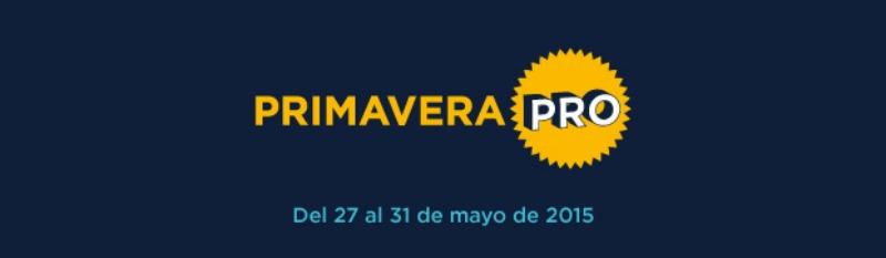 PrimaveraPro se instalará en el MACBA en su sexta edición