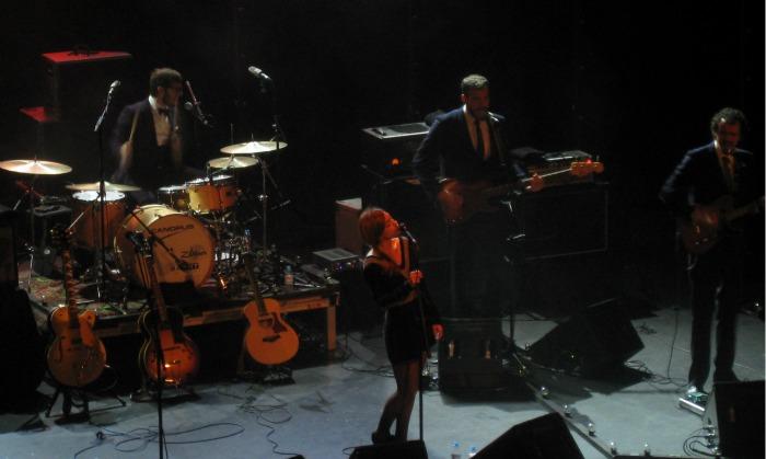 Russian. Teatre Coliseum, 25/11/2012