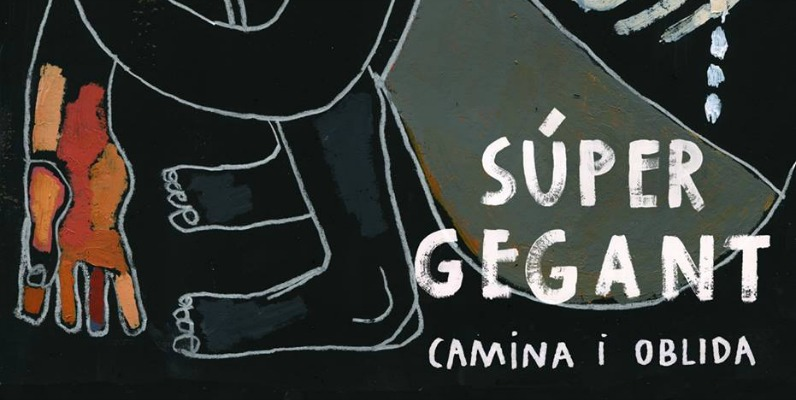 El vinil de Súper Gegant, peça de col·leccionista