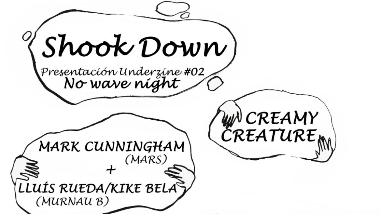 Gana entradas para Mark Cunningham meets Murnau B + Creamy Creature