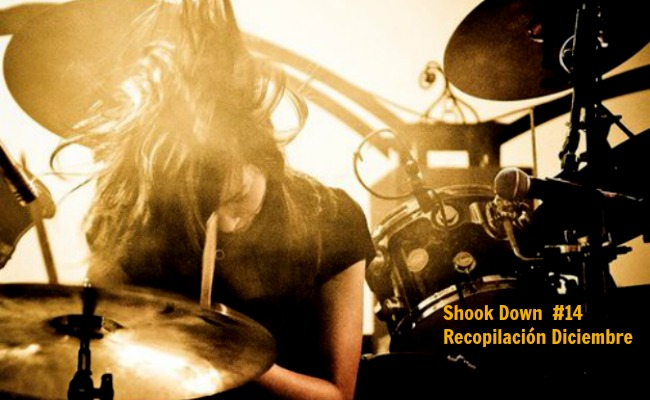 Shook Down, recopilatorio mes de Diciembre