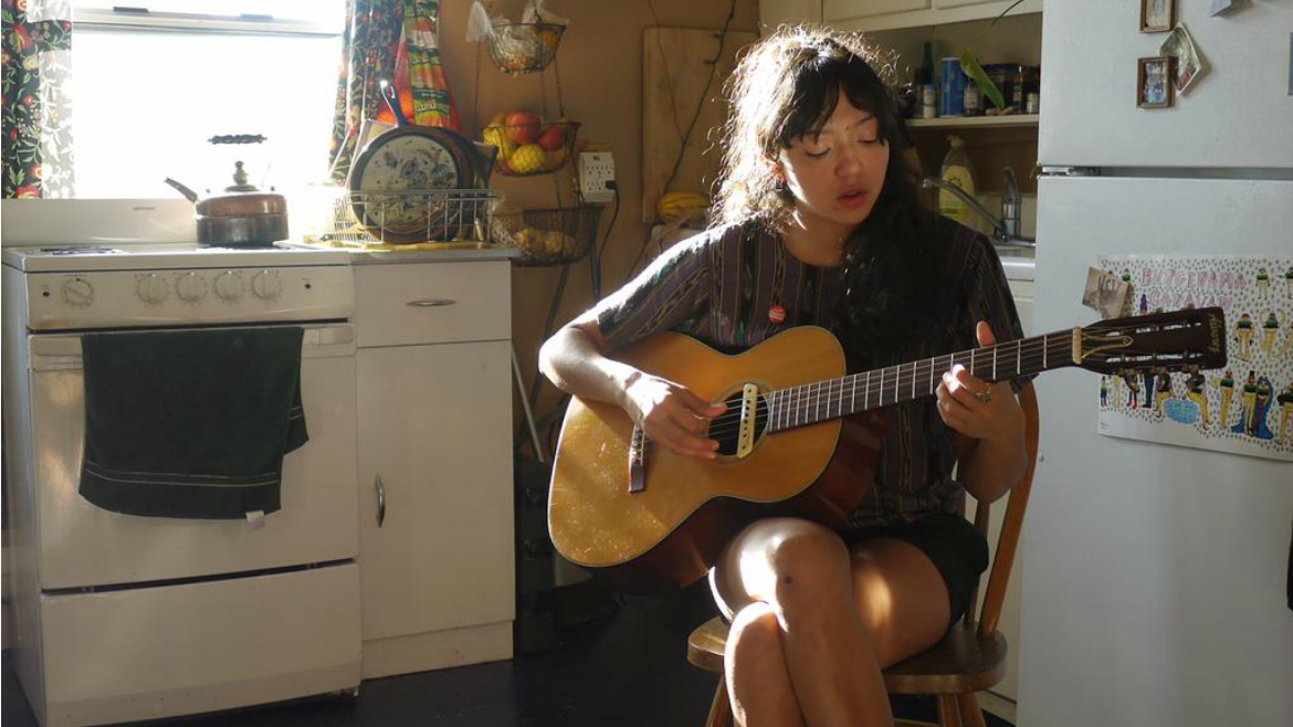 Shana Cleveland & The Sandcastles estrenan vídeo para Holly rollers