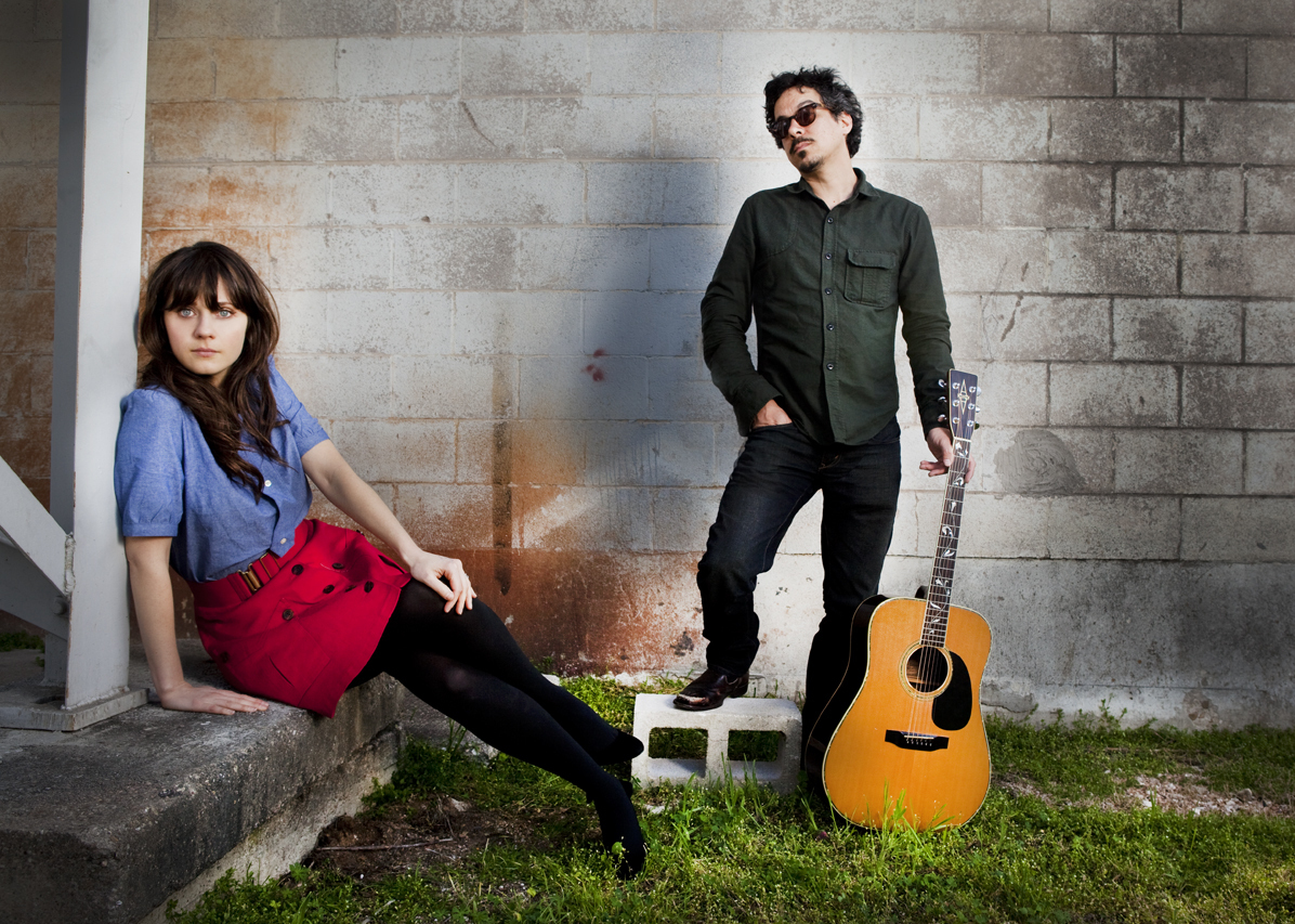 She & Him editan The Capital Studios Sessions EP