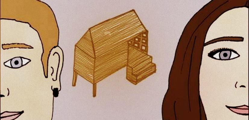 Smokey House: Recuerdos de Le Bois d'Oingt