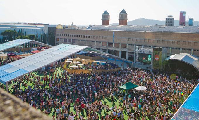 El Sónar 2013 en cifras: record de espectadores y aumento de presencia extranjera