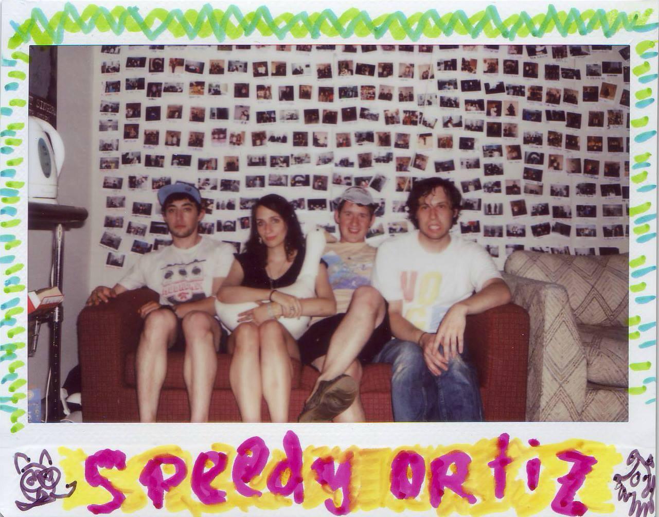 Speedy Ortiz: la poesía entre riffs de Sadie Depuis