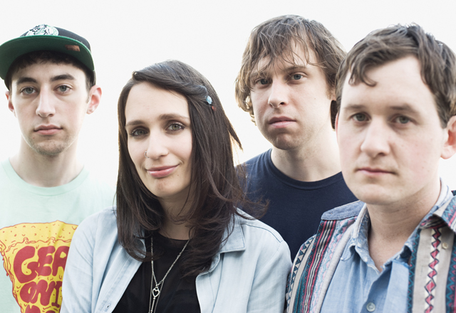 Speedy Ortiz cambian de registro con Bigger party