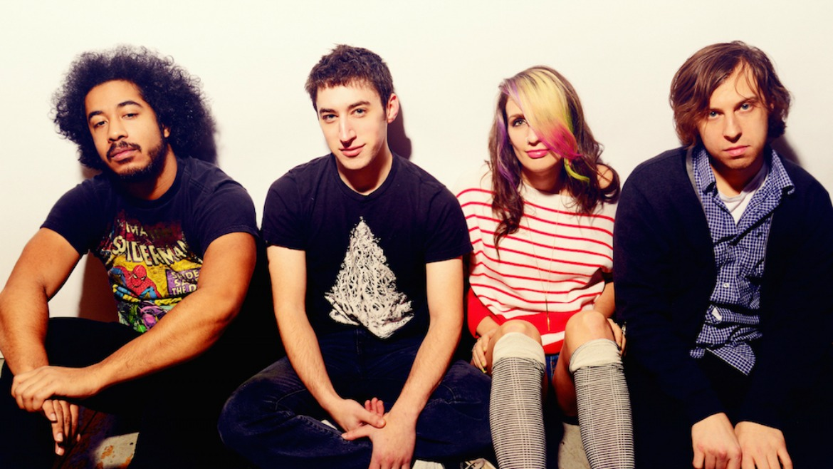 Speedy Ortiz confirman disco para abril