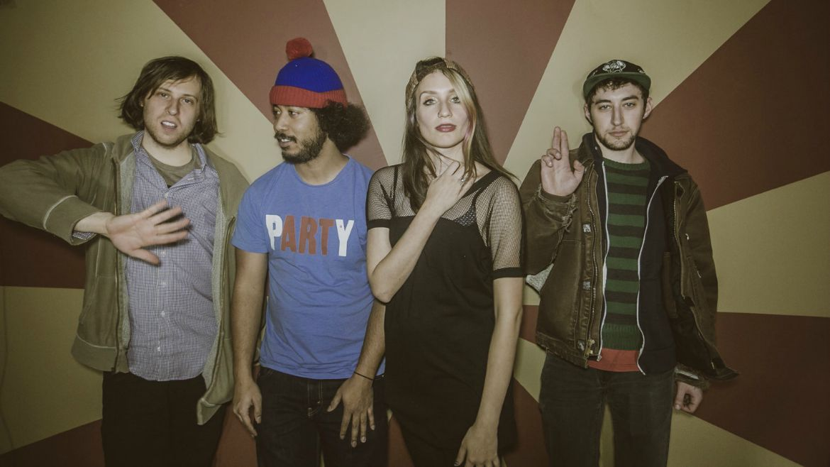 Speedy Ortiz revisitan The Cardigans