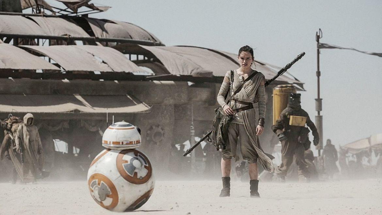 Carrusel de novedades para Star Wars