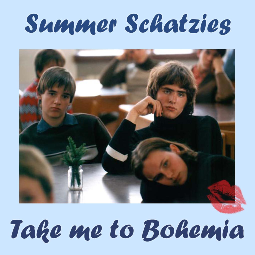 Los húngaros Summer Schatzies, hoy con Las Ruinas