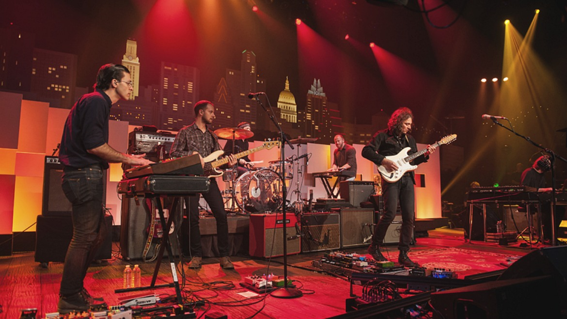 Austin City Limits, con The War On Drugs y TV On The Radio