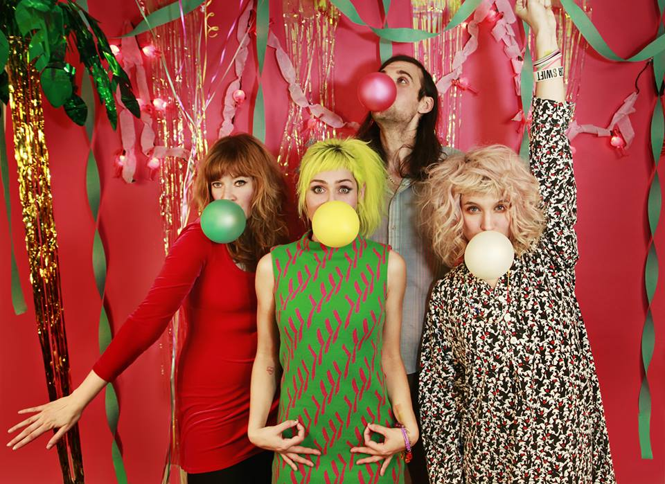 TacocaT adelantan Bridge to Hawaii de NVM, álbum que editará Hardly Art