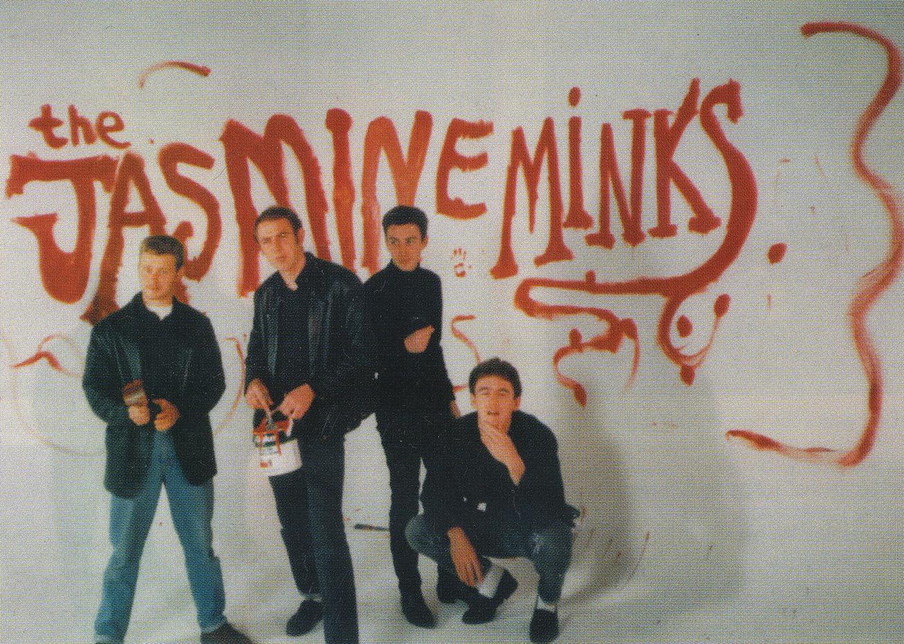 [Joia Oculta] Think!, Jasmine Minks (1984)