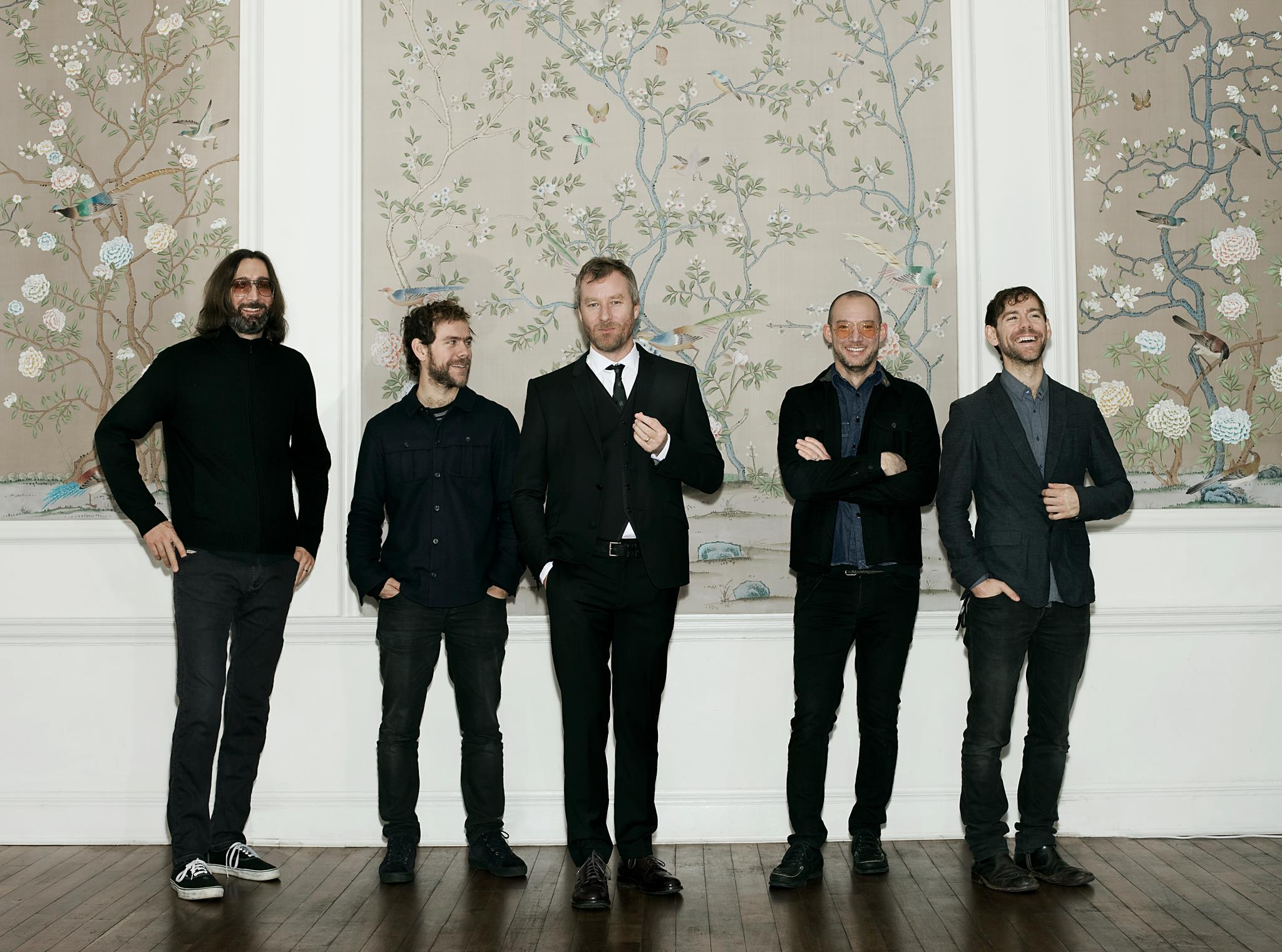 The National: Trouble Will Find Me a cuentagotas