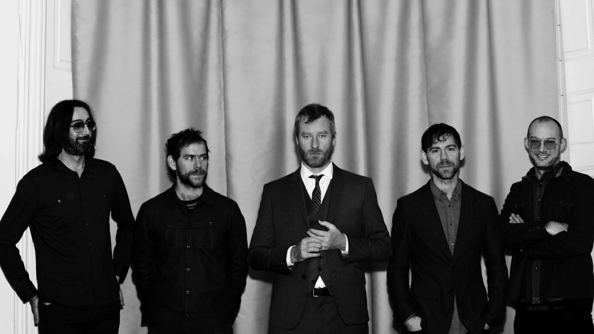 The National plasma en vinilo su experimento sobre Sorrow