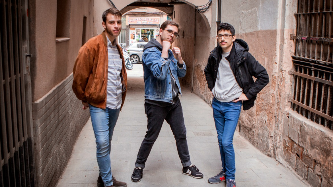 The Saurs: entrevista presentando Magic Shape