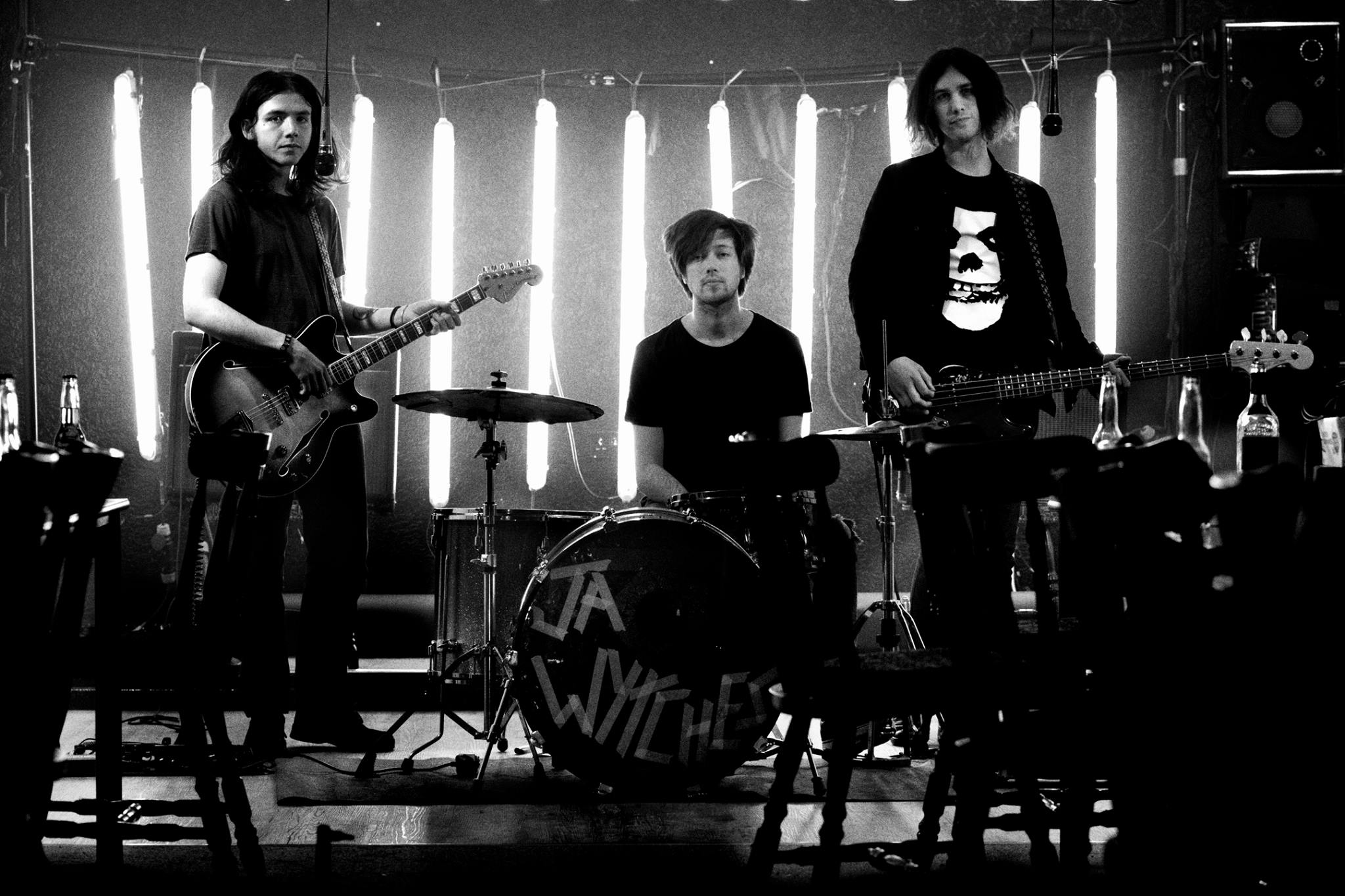 The Wytches presentan Darker, cara B de su nuevo single