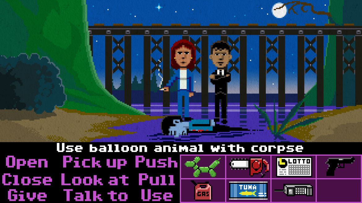 Thimbleweed Park: trailer ya disponible