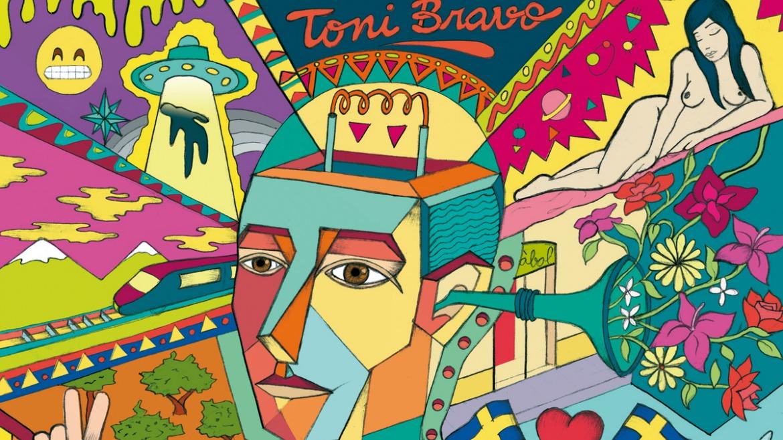 Las Ruinas: presentación de Toni Bravo en Almo2bar