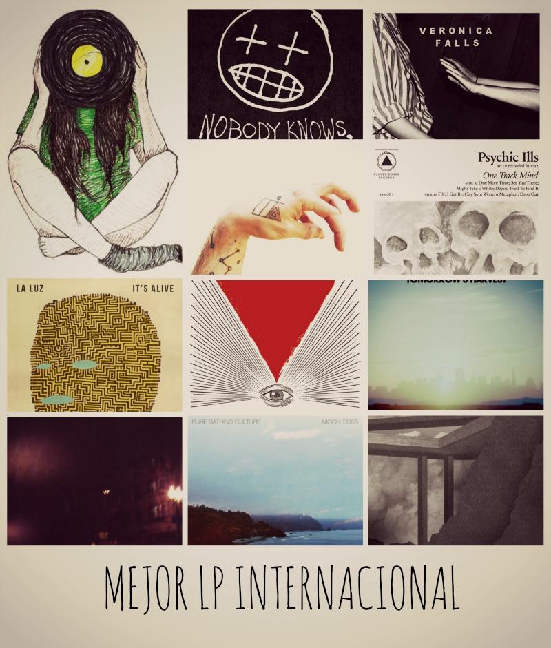 Lo Mejor de 2013: LP Internacional [Top 50]