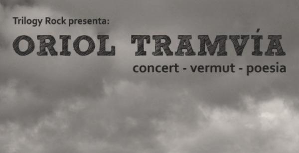 Oriol Tramvia, concert-vermut a Manresa