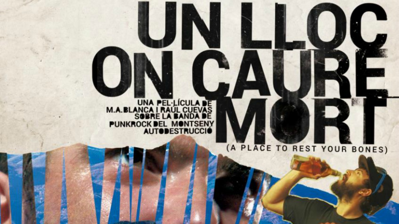 Un Lloc On Caure Mort. Entrevista con M.A.Blanca