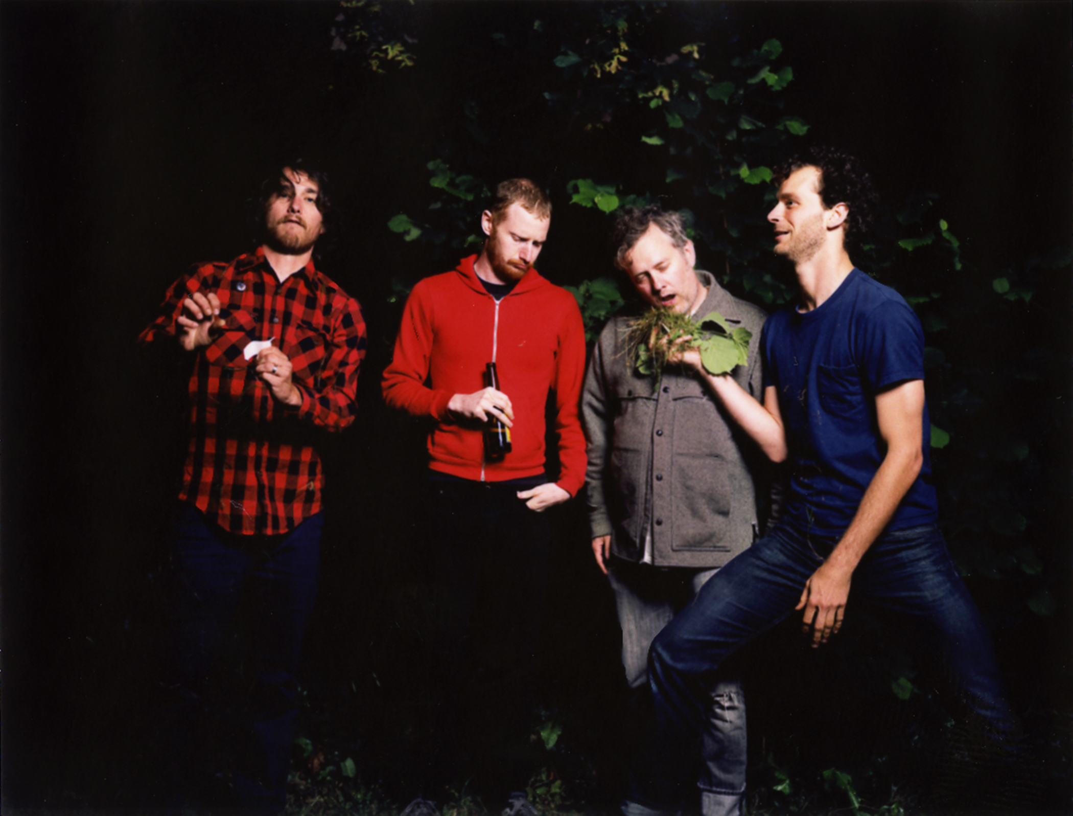Unnatural Helpers, nuevo disco y gira USA