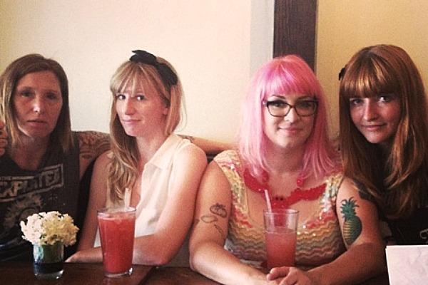 Ali Koehler reúne a Patty Schemel y Jenn Prince en Upset, su nuevo proyecto