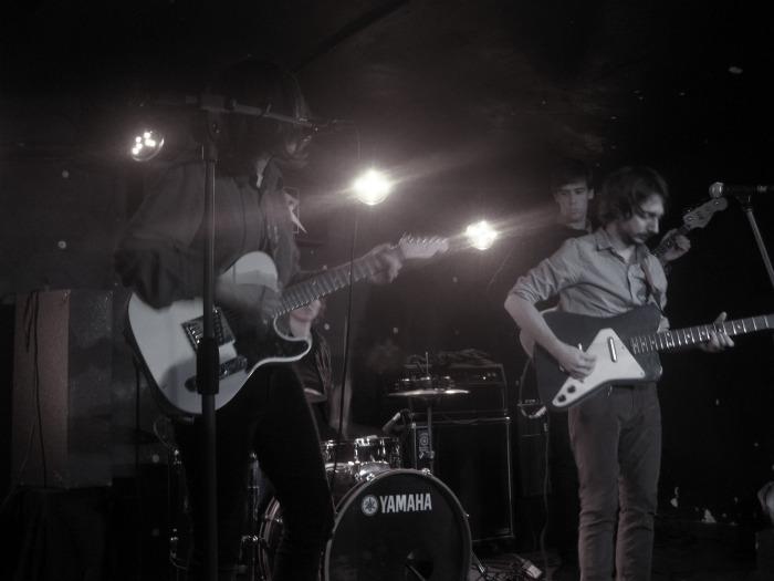 Espectros. Sala Sidecar, 10/03/2012