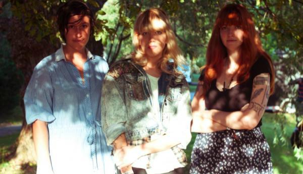 Las Vivian Girls, solidarias con Pussy Riot