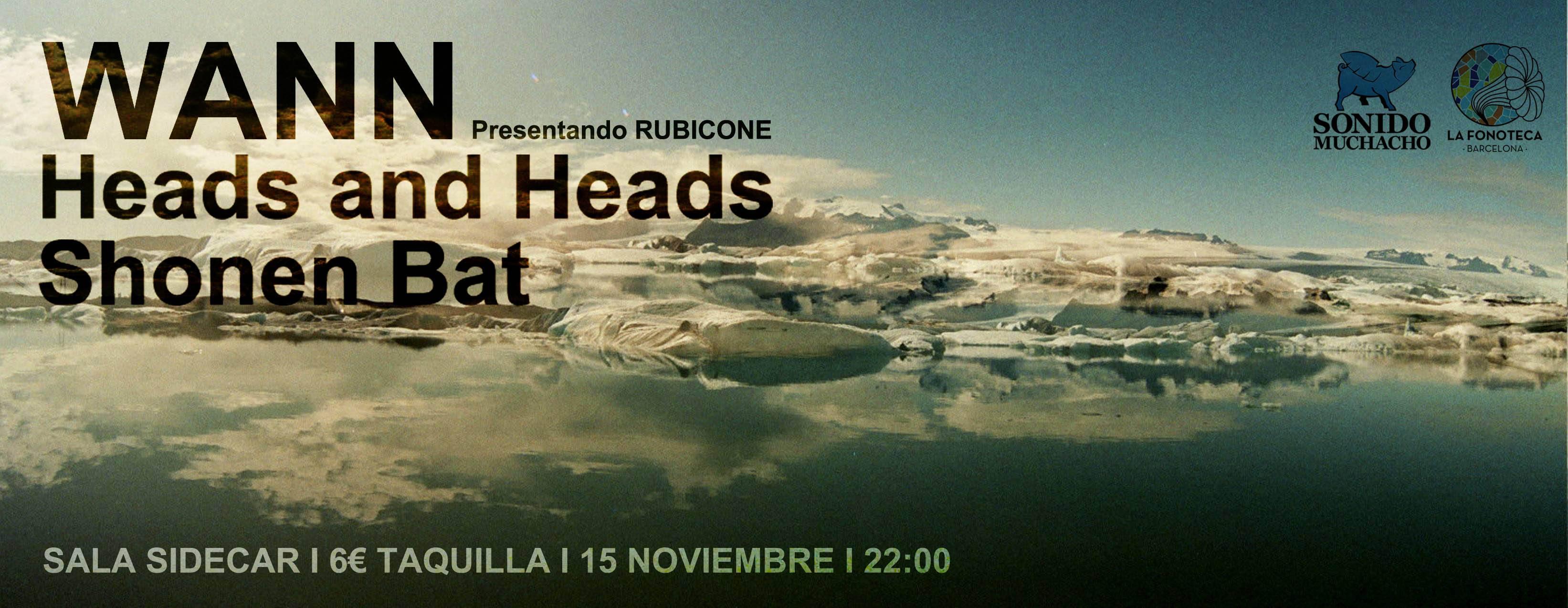 Wann presenta mañana en Barcelona su esperado primer LP, Rubicone