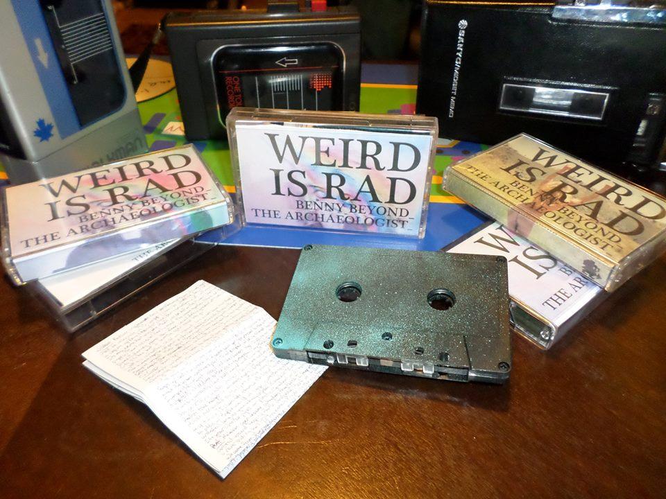 Weird is Rad. Weird Is Radder. Weird Is Raddest