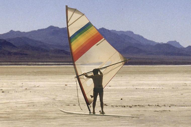 Windsurfing: donde siempre es verano