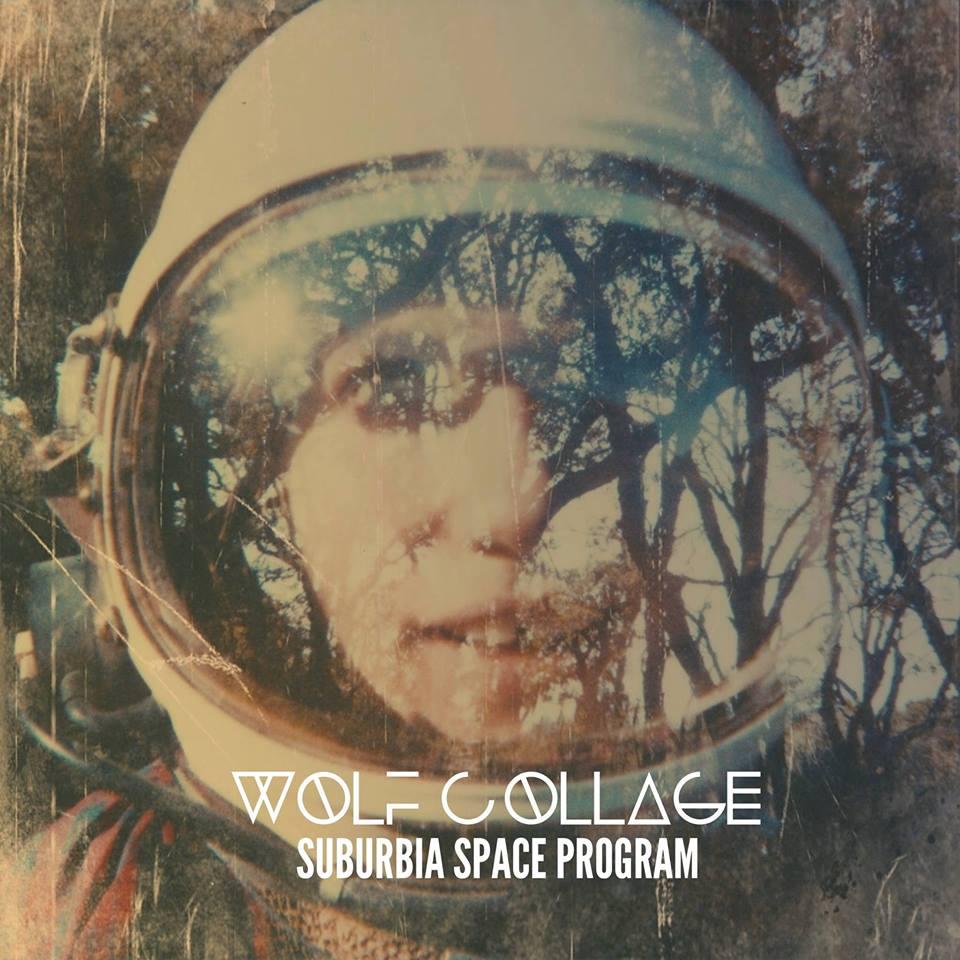 El viaje espacial de Wolf Collage