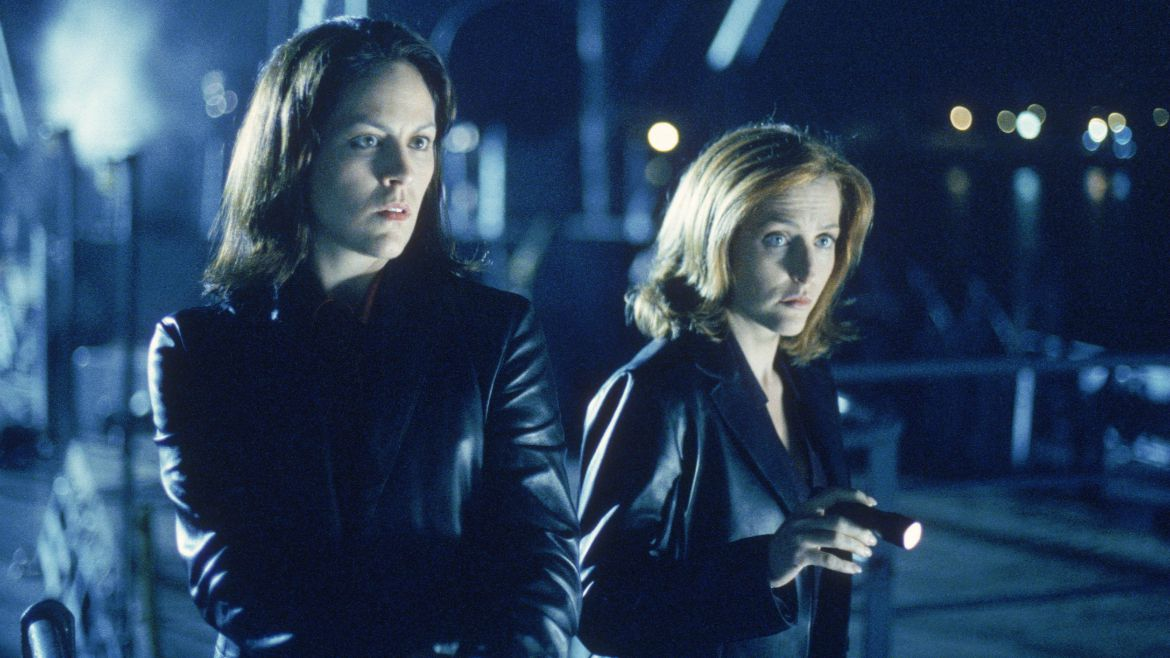 Annabeth Gish confirma su regreso a Expediente X