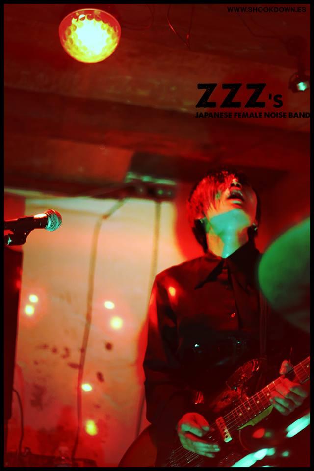 Shook Down TV: Encuentro con ZZZ's