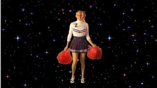 Zahara y su nuevo clip, en formato videjouego retro