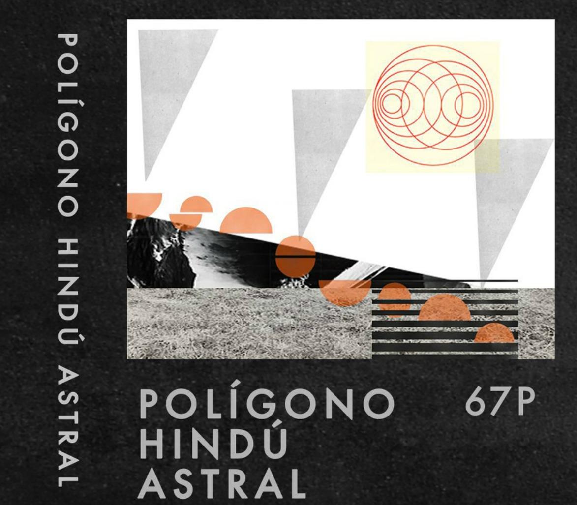 Polígono Hindú Astral, nueva referencia de Cønjuntø Vacíø