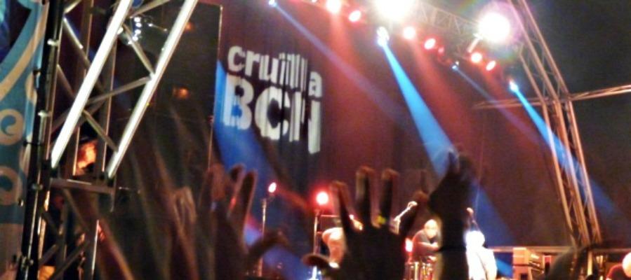 Cruïlla BCN // Fòrum, 6 y 07/07/2012