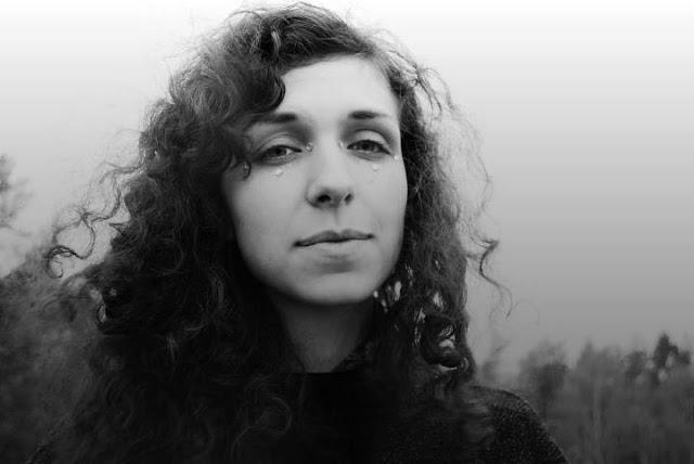 Amina Hocine, de visita en La Milagrossa el 19 de Agosto