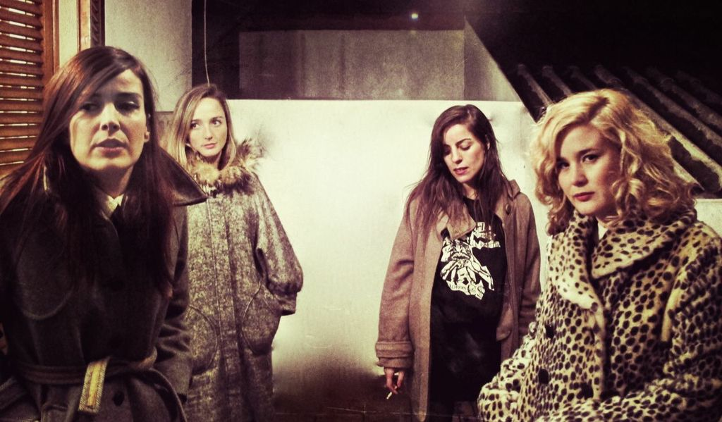 Panty Pantera, Brigitte Laverne, Power Burkas o Da Souza, entre las bandas seleccionadas para Converse Rubber Tracks