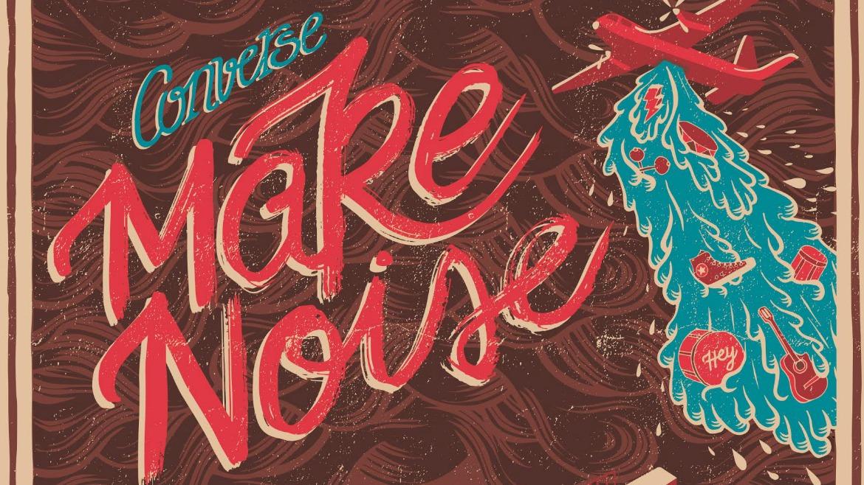 Make Noise 2015: programación y horarios