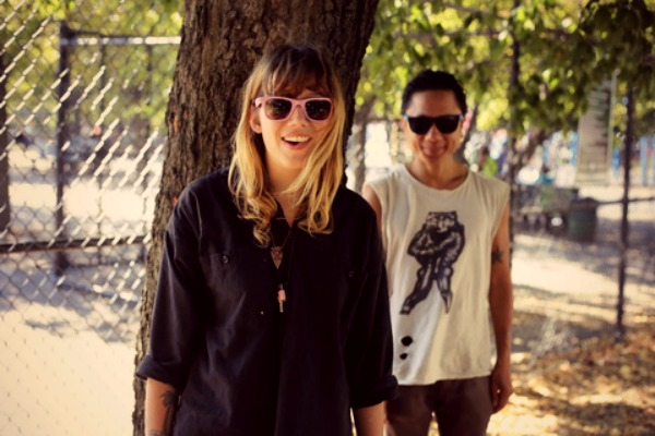 Cassie Ramone y OJ San Felipe, split conjunto y tour europeo
