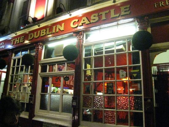 Una leyenda londinense: Dublin Castle