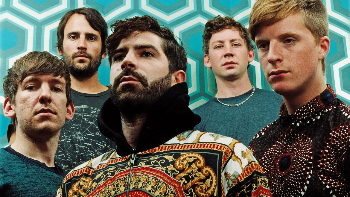 FOALS estrenan What went down