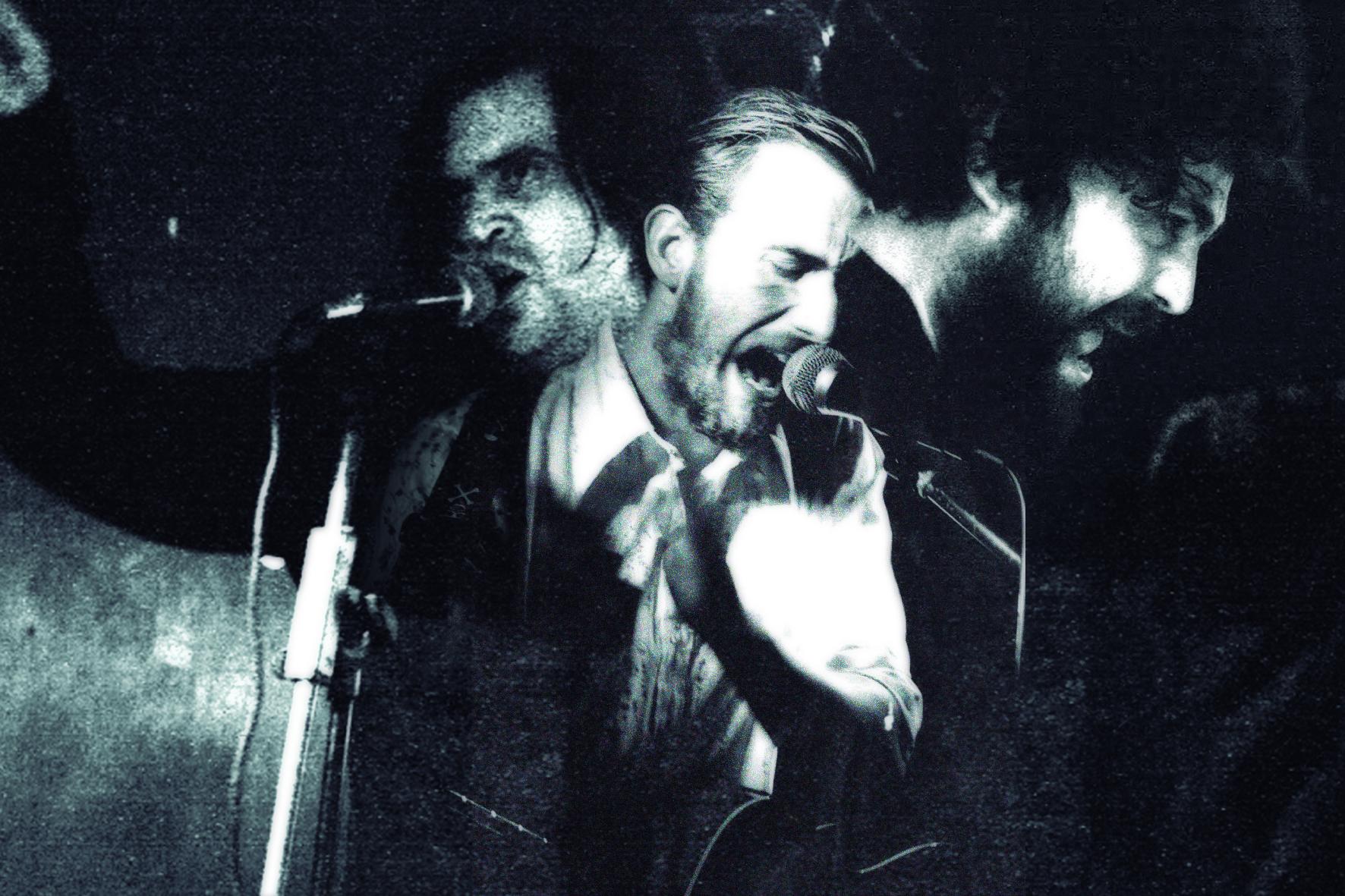 Medievo y Pablo Und Destruktion, juntos en Funeral de Estado
